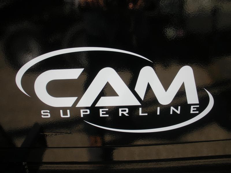 2021 Cam Superline 5' X 8' 5K Low Profile Dump Trailer