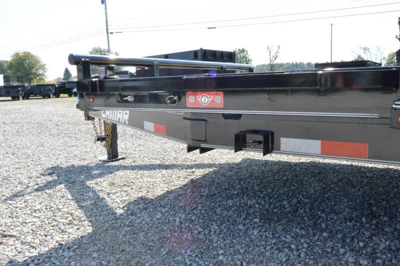 2020 Lamar Trailers 83x16 Tilt Equipment Trailer