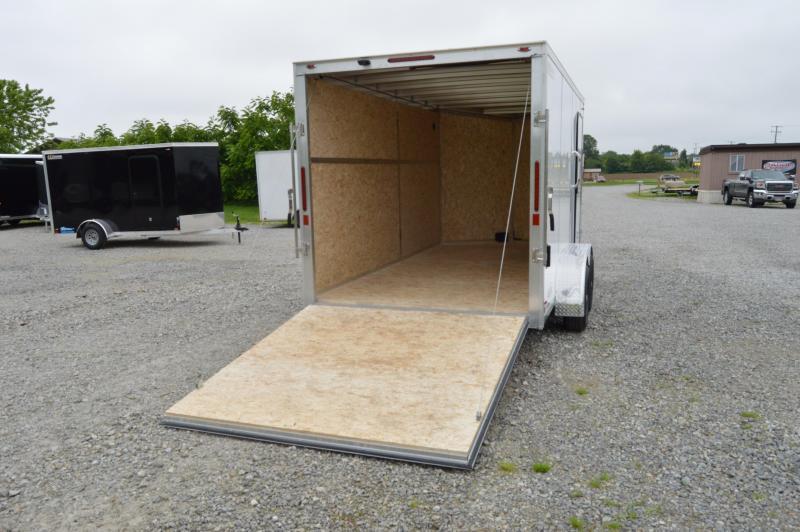 2020 Legend Manufacturing 7X16 EV Enclosed Cargo Trailer