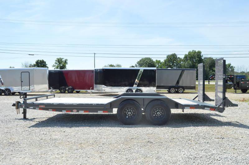 2020 Lamar Trailers 102X20 HAULER Equipment Trailer