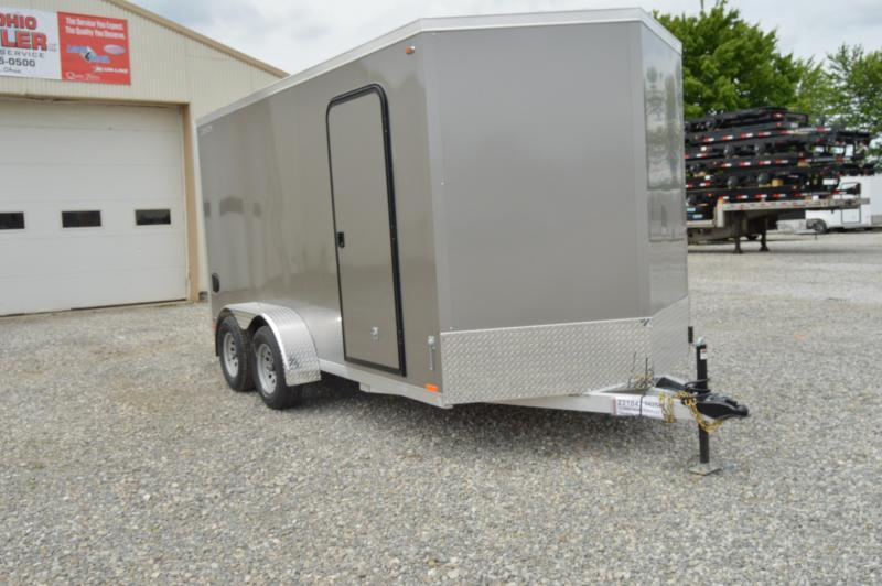 2020 Legend Manufacturing 7X16 TV Enclosed Cargo Trailer