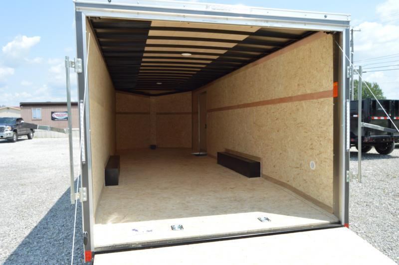 2020 Cargo Express 8.5X24 XLW Enclosed Cargo Trailer