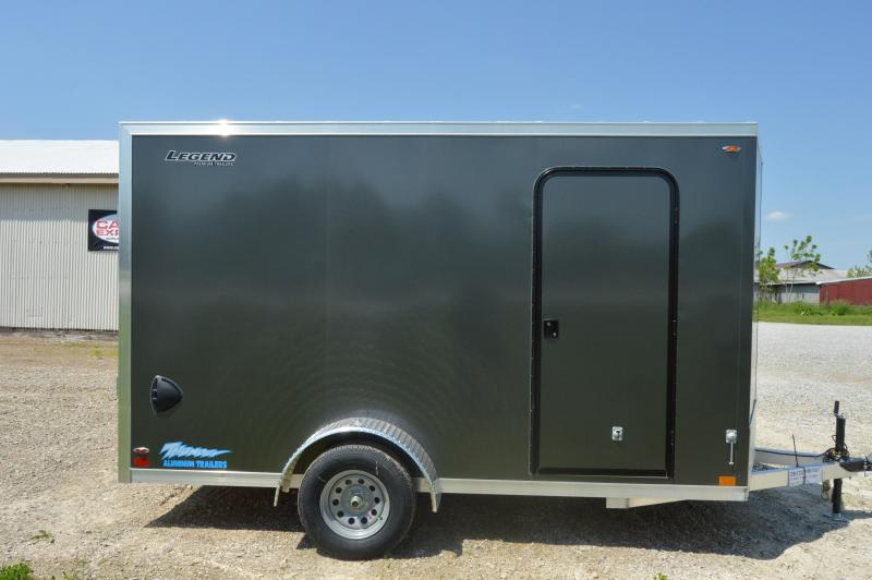 2020 Legend Trailers 6X13TV Enclosed Cargo Trailer