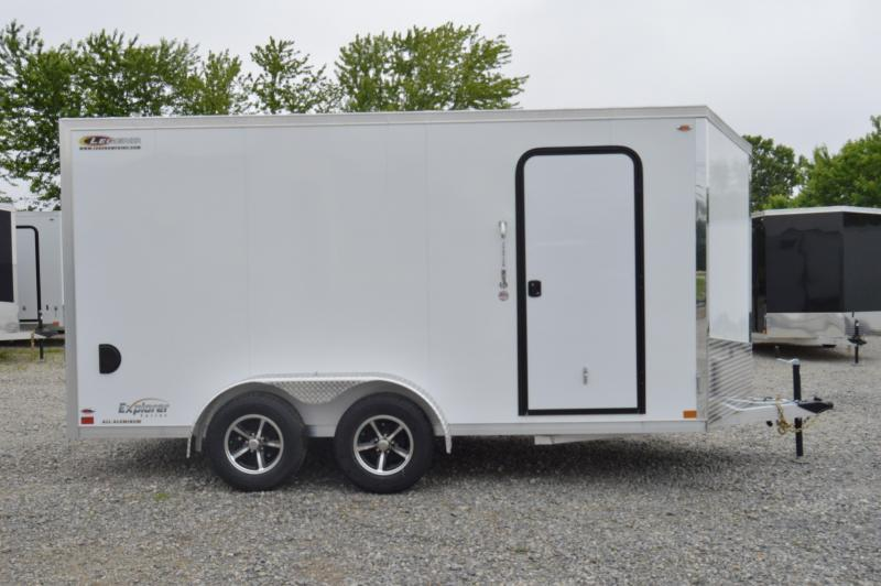2020 Legend Manufacturing 7X16 EV Enclosed Cargo Trailer