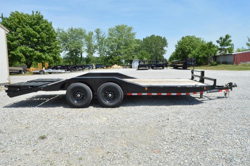 2020 Iron Bull 102X20 Equipment Trailer