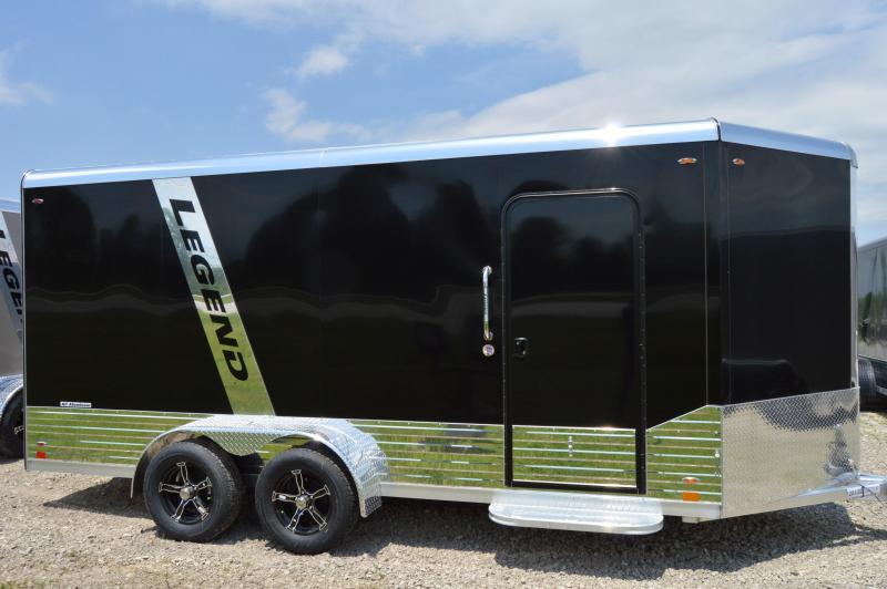 2020 Legend Trailers 7X19DVN Enclosed Cargo Trailer