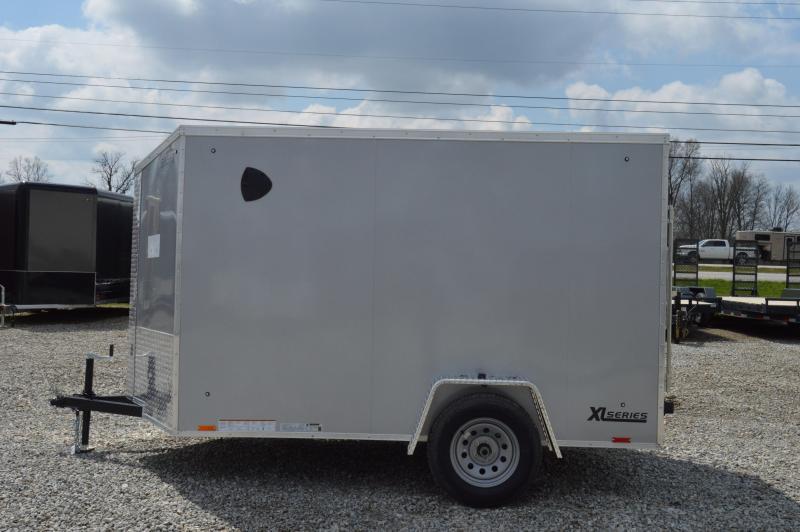 2021 Cargo Express 6X10 XLW SE SINGLE CARGO-S Enclosed Cargo Trailer