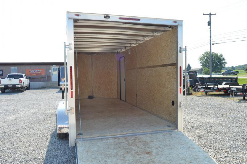 2021 Legend Manufacturing 7X18 EXP Enclosed Cargo Trailer