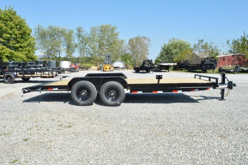 2020 Lamar Trailers 83x20 Equipment Hauler Equipment Trailer