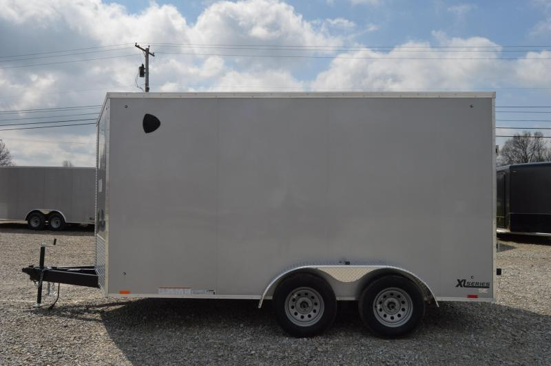 2021 Cargo Express 7X14 CARGO FLAT TOP-S Enclosed Cargo Trailer