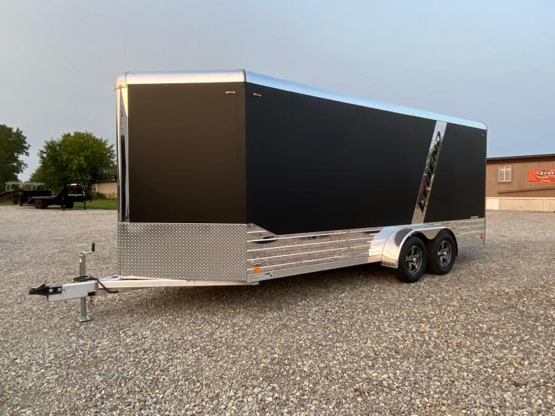 7x21 DVN Cargo/Enclosed Trailer