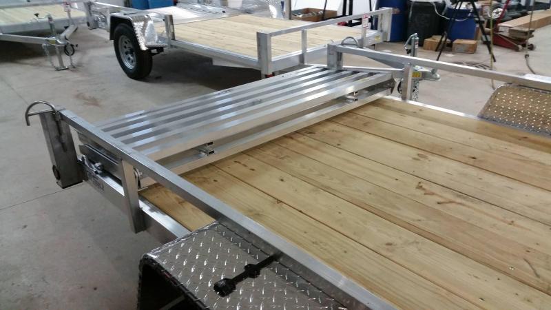 2021 Quality Steel 7412alsl3.5ksa