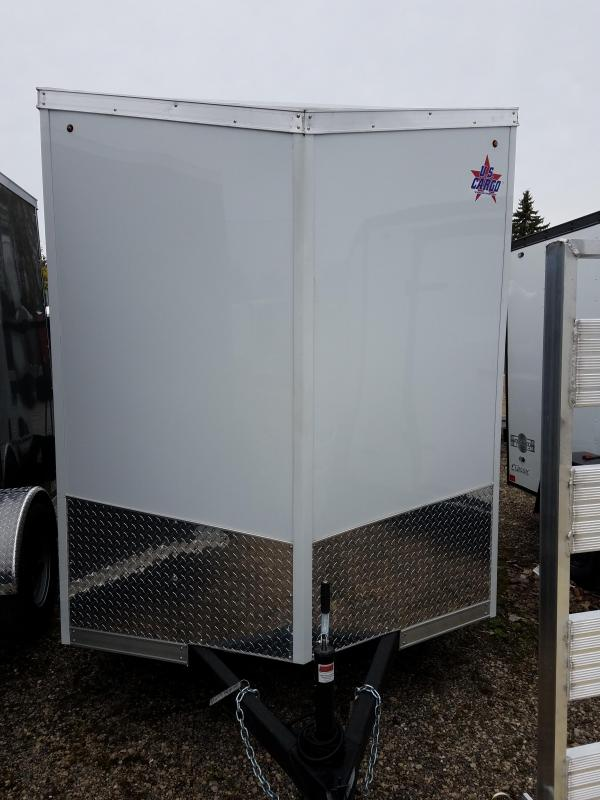 2020 Forest River Elite Series 6x12