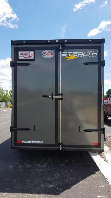 2020 Stealth 6x12 Titan