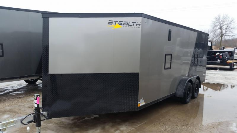 2021 Stealth Glacier Series 7x23