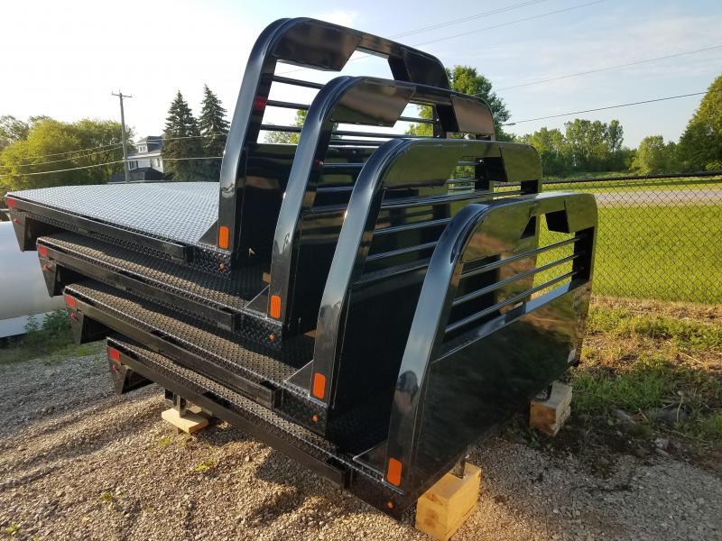 2021 Pj Truck Beds Gb7'/84/38/42 24k Tc