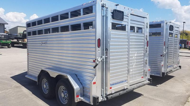 """2019 Frontier Livestock 14'7"""""""