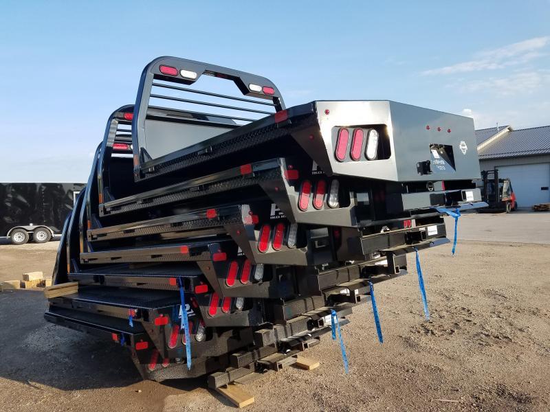 2021 Pj Truck Beds Gb 9'4/84/60/34sd