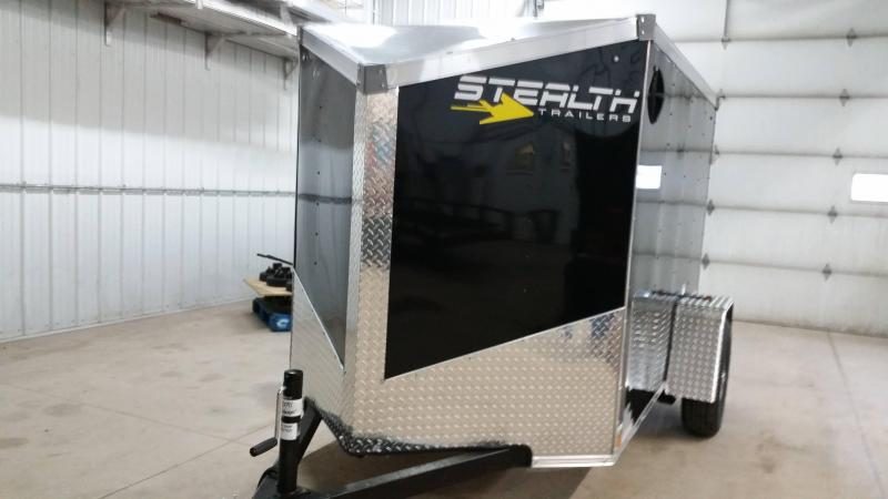 2021 Stealth Classic Series 5x8