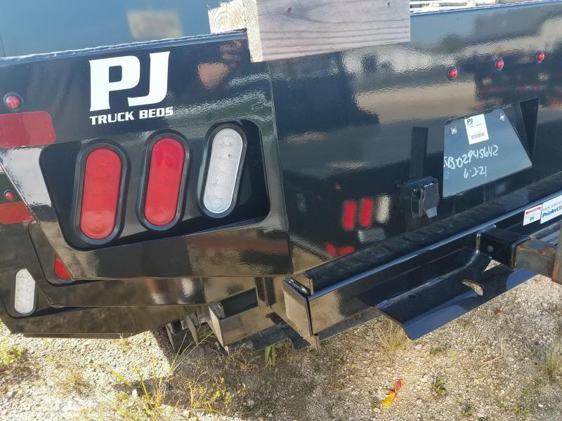 2022 Pj Truck Beds Gb 8'6/97/58/42 Tc