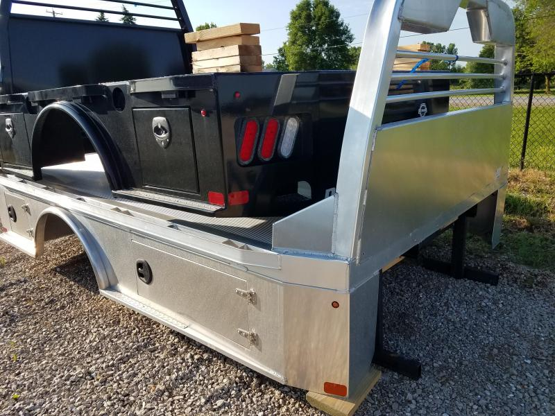 2021 Pj Truck Beds Algs 11'4/97/84/34 Sd