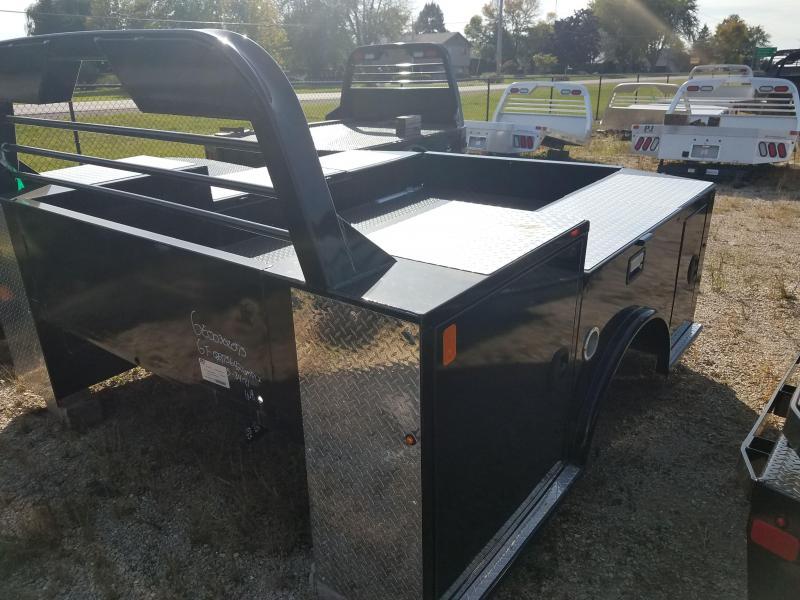 2022 Pj Truck Beds Gt 8'6/97/56/42 Gm