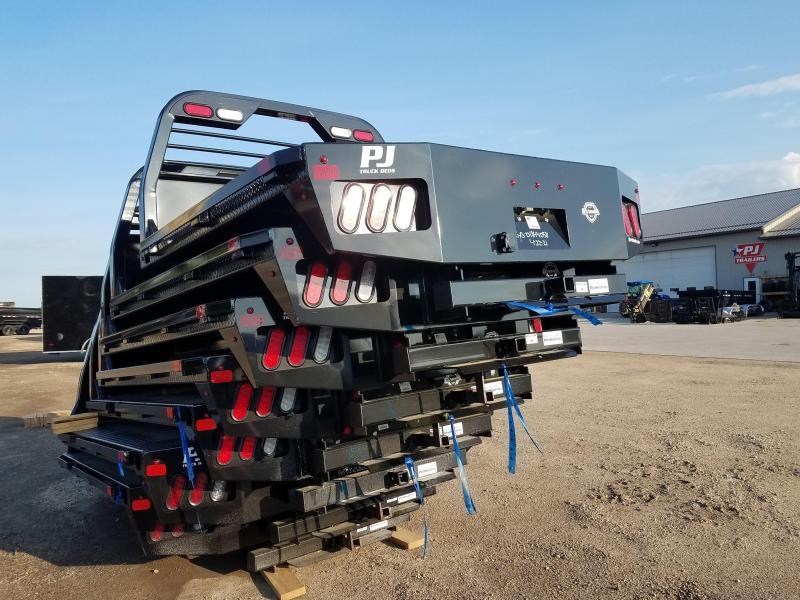 2021 Pj Truck Beds Tb 9'4/97/60/34 Sd 24k