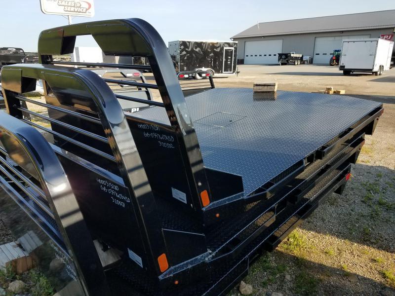 2021 Pj Truck Beds Gb 9'4/97/60/34 Sd