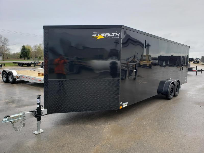 2021 Stealth Glacier Series 7x29
