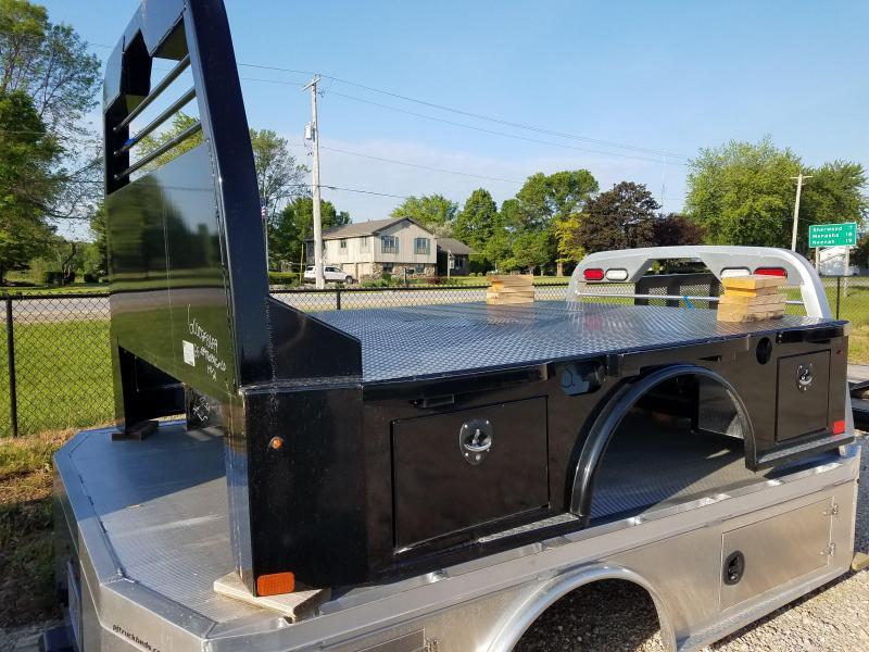 2021 Pj Truck Beds Gs 9'4/97/60/34 Sd