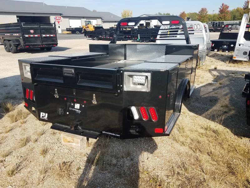 2022 Pj Truck Beds Gt 9'4/94/60/34