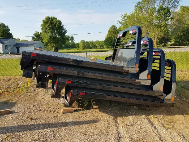 2021 Pj Truck Beds Gb 8'6/97/58/42 Tc