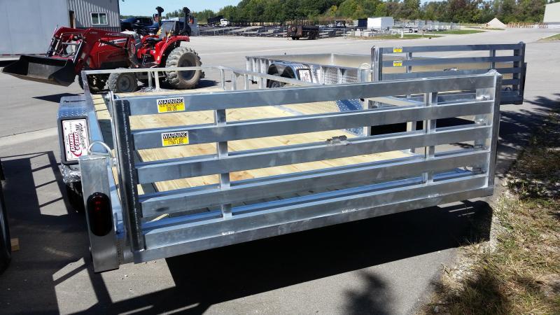 2021 Quality Steel 8018aldx 7k