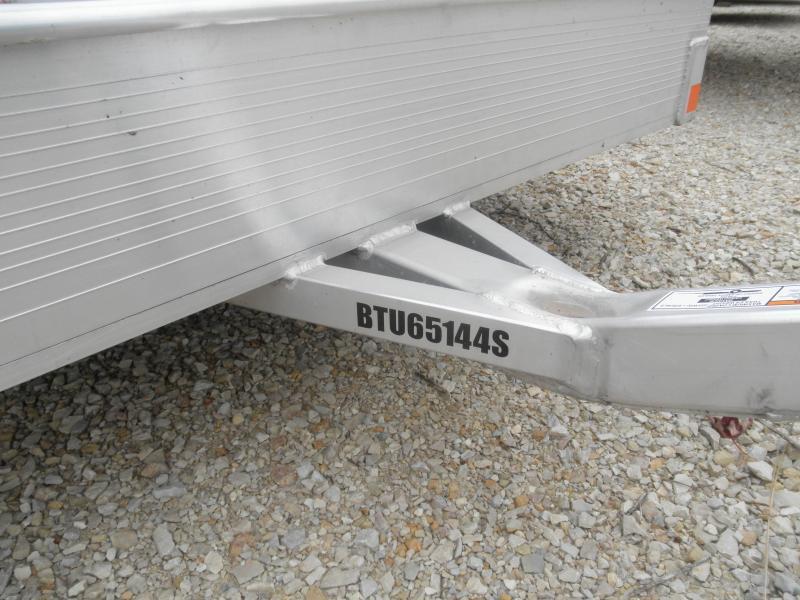 2021 Bear Track BTU65144 Utility Trailer with Side Rails