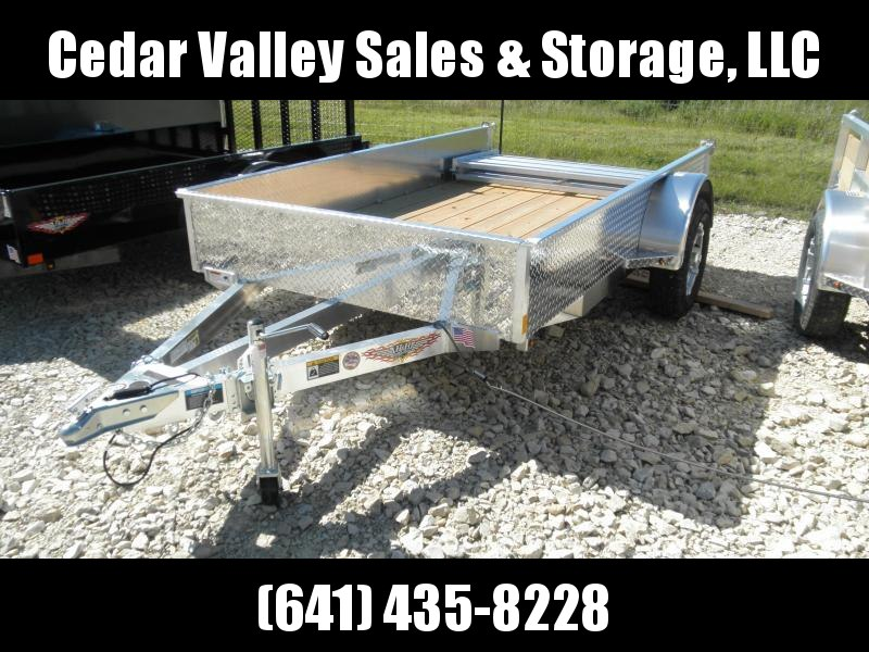 2020 H and H Trailer H6610SSA-030 Utility Trailer
