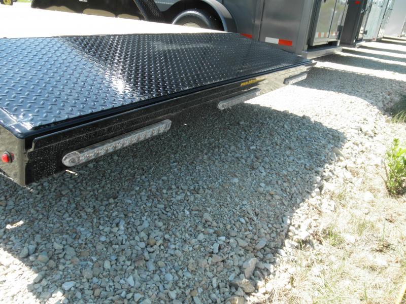 2021 H&H Trailer 82X20 (18+2) Heavy Duty Car Hauler 10K