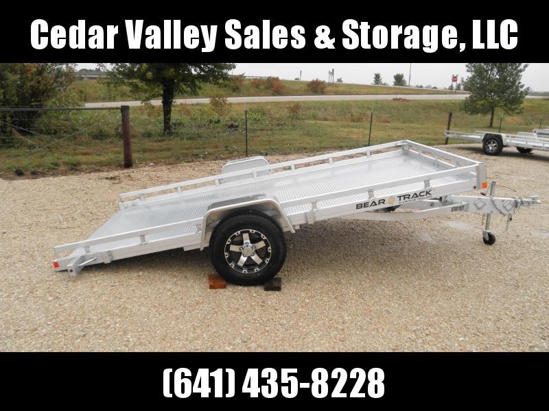 2021 Bear Track 81 x 152 Aluminum Tilt trailer 3.5K