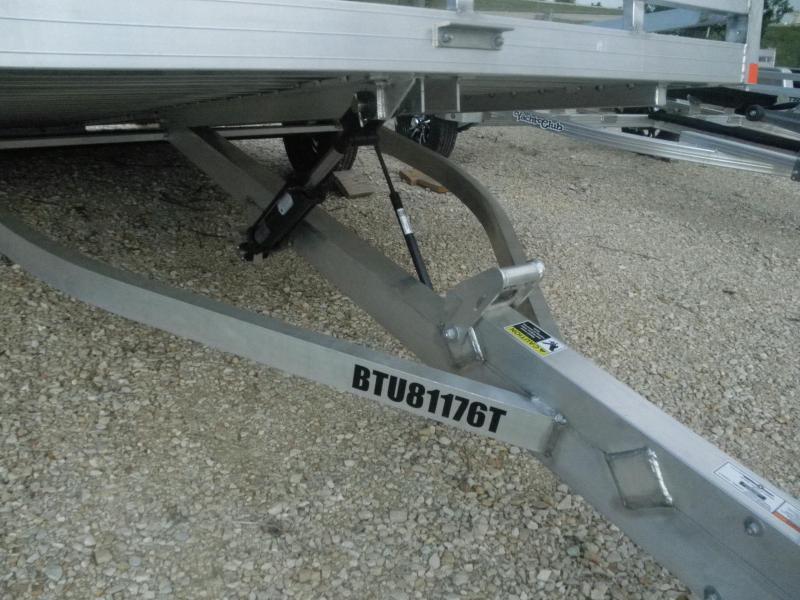 2022 Bear Track BTU81176T Utility Trailer