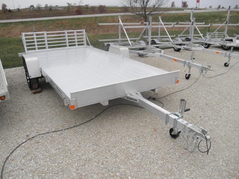 2021 Bear Track BTU80168S Utility Trailer