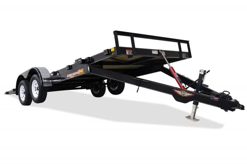 2021 H and H Trailer H8220MX-070 Car / Racing Trailer