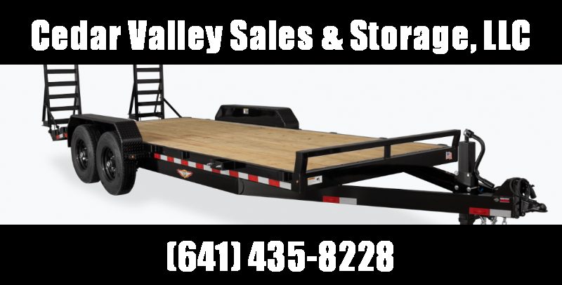 2021 H and H Trailer 82x14+2 Industrial Equipment Trailer 14K (H8216IL-140) Equipment Trailer
