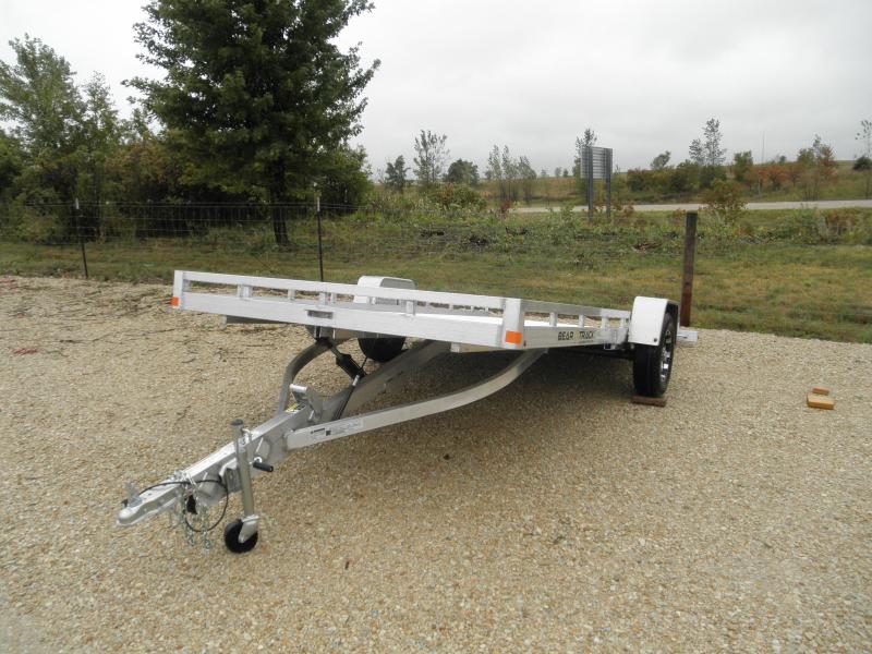 2021 Bear Track BTU81176T 81x176 Aluminum tilt trailer 3.5K