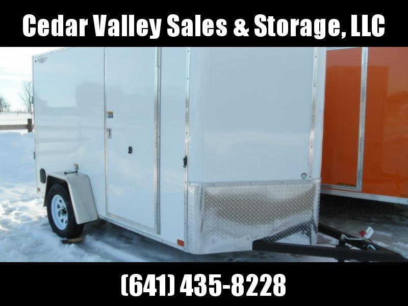 2021 H and H Trailer H7210SFTV-030 Enclosed Cargo Trailer