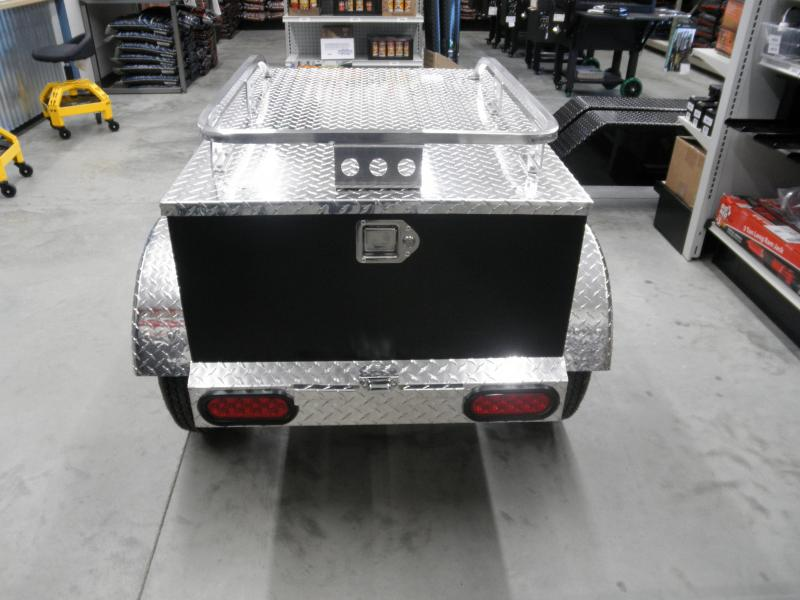 New 2019 Marlon AMT-XL Motorcycle Trailer