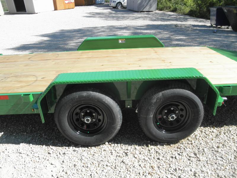 2021 H&H 82x20 (18+2) Heavy Duty Car hauler 10K