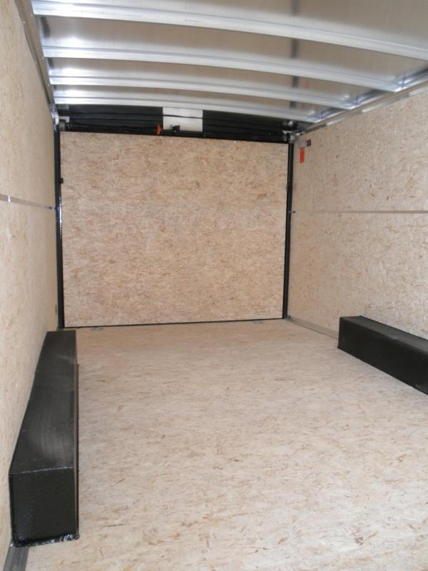 2020 H&H 20ft Enclosed Car Hauler 10K