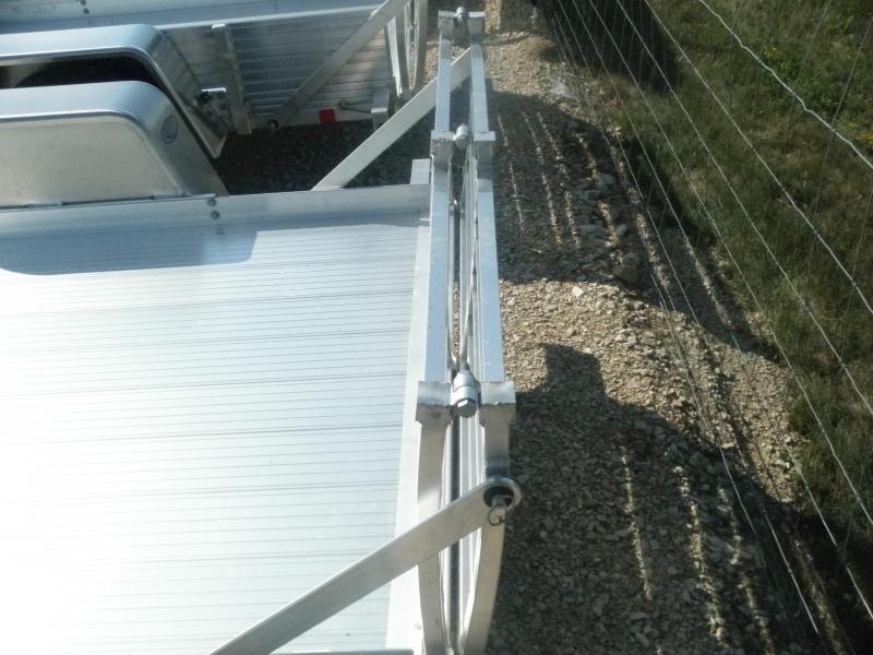 2022 Bear Track BTU53096 Utility Trailer
