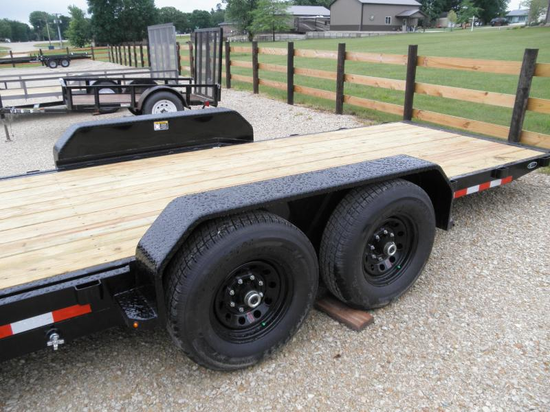 2020 H&H 16+6 Gravity Tilt 14K Equipment Trailer