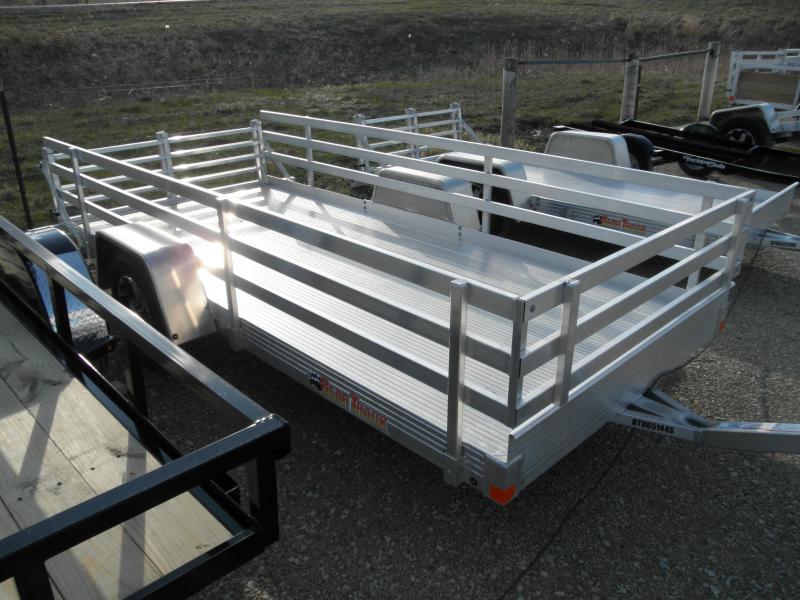 2020 Bear Track BTU65144 Utility Trailer