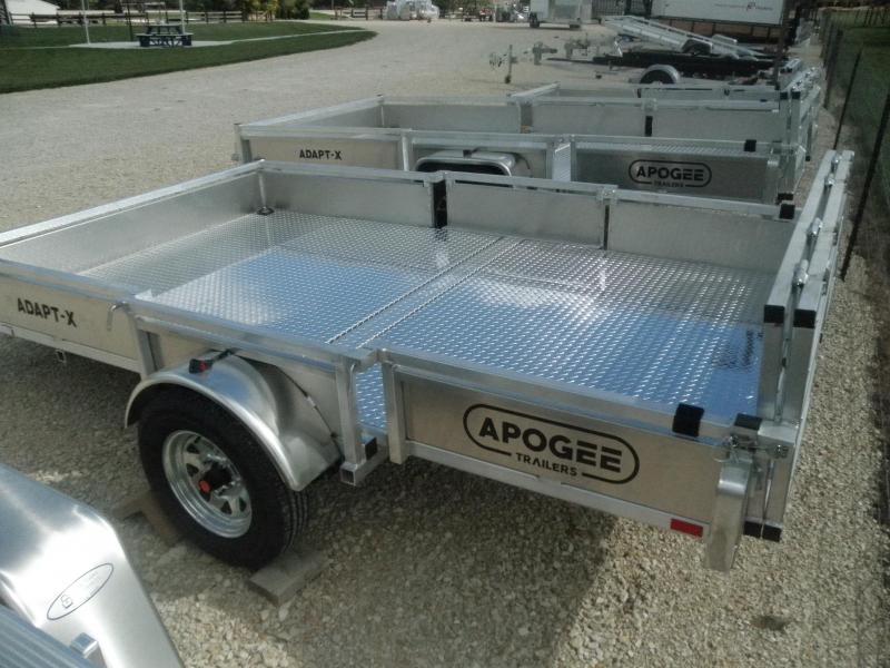 2022 Apogee Adapt-X 500 (5'x10') Utility Trailer
